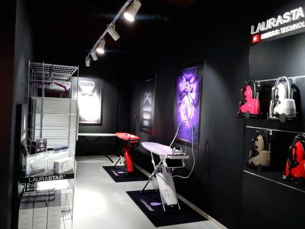 новый магазин по продаже гладильных систем
